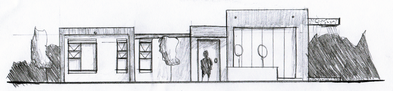 house_concept_design_8_pencil_sketch